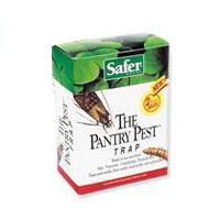 Image of 05140 Safer Brand Pantry Pest Trap - Twin Pack