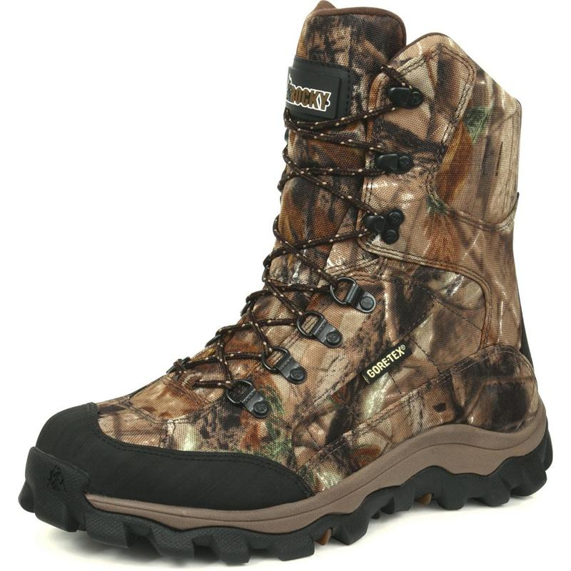 Rocky Lynx Realtree AP Camo Waterproof Insulated Hunting Boot Model 7362