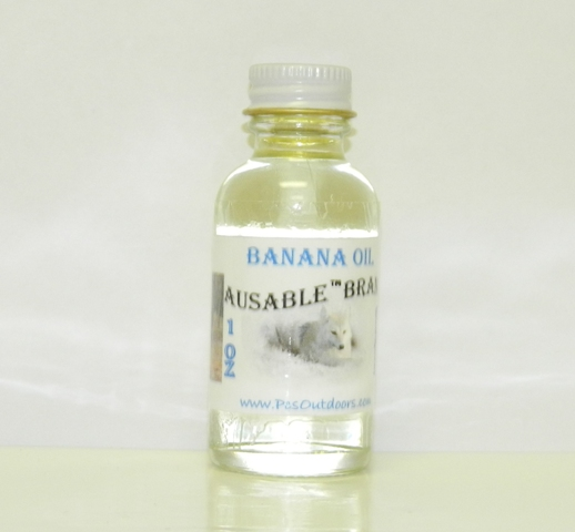 Banana Oil 1 Oz Quality Lure & - 97.0KB