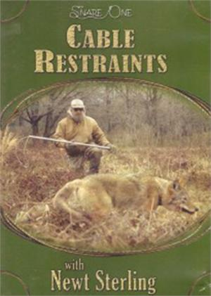 Master Beaver Snaring Open Water Techniques Dvd With Newt