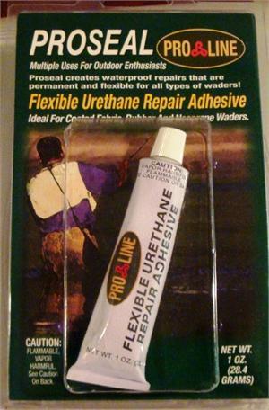 Proseal Flexible Urethane Repair Adhesive Repairing Water