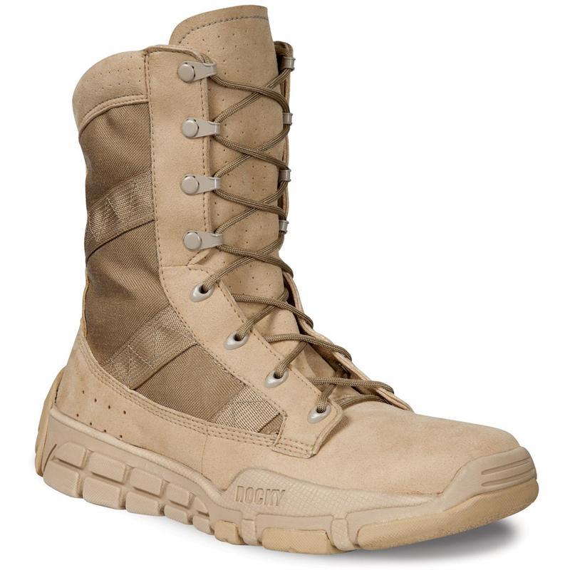 e1f9ad56a1c Rocky C4T Trainer Military Duty Boot 1070 550 cord laces All man ...