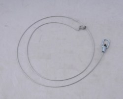 """NEW SALE SNARES,TRAPS,TRAPPING 12  SNARES 48/"""" OF 7X7 3//32 CABLE,CAMLOCK"""