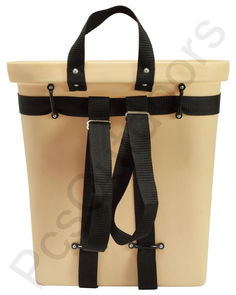 18-inch Fibertuff Trappers Pack Basket Back