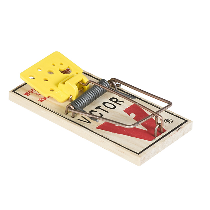 Victor Metal Pedal Mouse Trap 2 Pack The Most Popular Mouse Trap