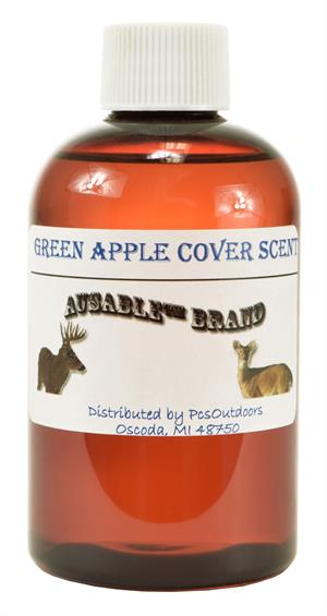 AuSable Green Apple Food Scent Ultimate Deer Attractant