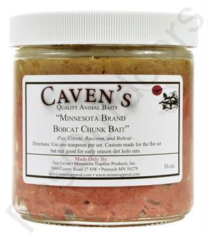 Caven's Bobcat Chunk Bait