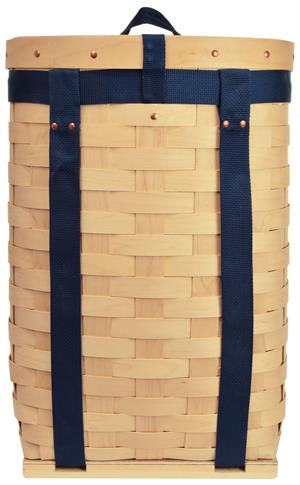 AuSable Brand Trappers Hardwood Veneer Pack Basket 18