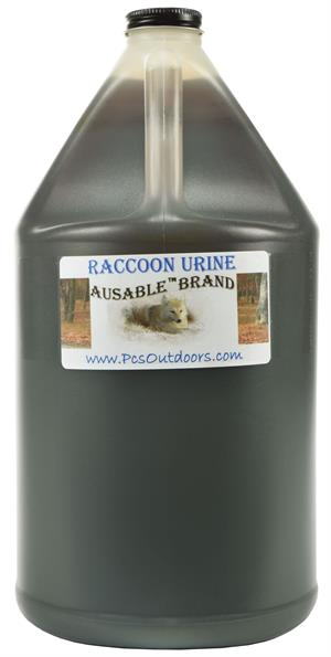 AuSable Brand Pure Raccoon Urine