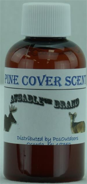 AuSable Pine Cover Scent for Masking Human Odor While Hunting Deer