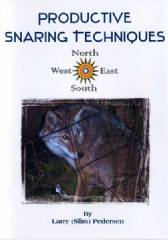 Productive Snaring Techniques by Slim Pedersen (DVD)