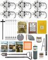 PcsOutdoors Deluxe Bobcat Trapping Starter Kit - USA Made Kit