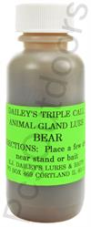 E.J. Dailey's Bear Lure 1 oz