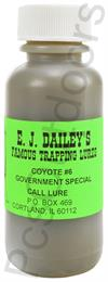 E.J. Dailey's Coyote #6 1 Oz Government Special Lure