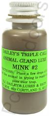 E.J. Dailey's Mink #2 1oz Lure Great Winter Lure