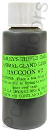 E.J. Dailey's Raccoon #2 Lure - Long Lasting Food Lure