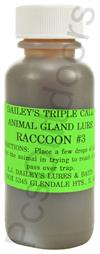 E.J. Dailey's Raccoon #3 Lure 4 Oz Water Trapping Lure