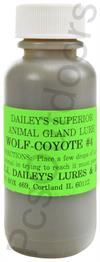 E.J. Dailey's Wolf and Coyote Lure #4 - 1oz Curiosity Lure