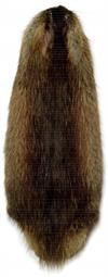 AuSable Tanned Muskrat Fur Pelt