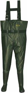 Pro Line Model 72301 Green River Chest Wader with Suspenders