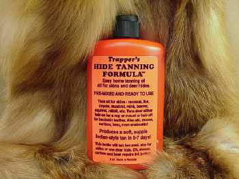Fur and Hide Tanning Supplies