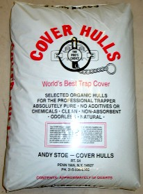 Buckwheat Hulls. 20 lb. bag