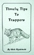 Timely Tips to Trappers by Nick Wyshinski (book)